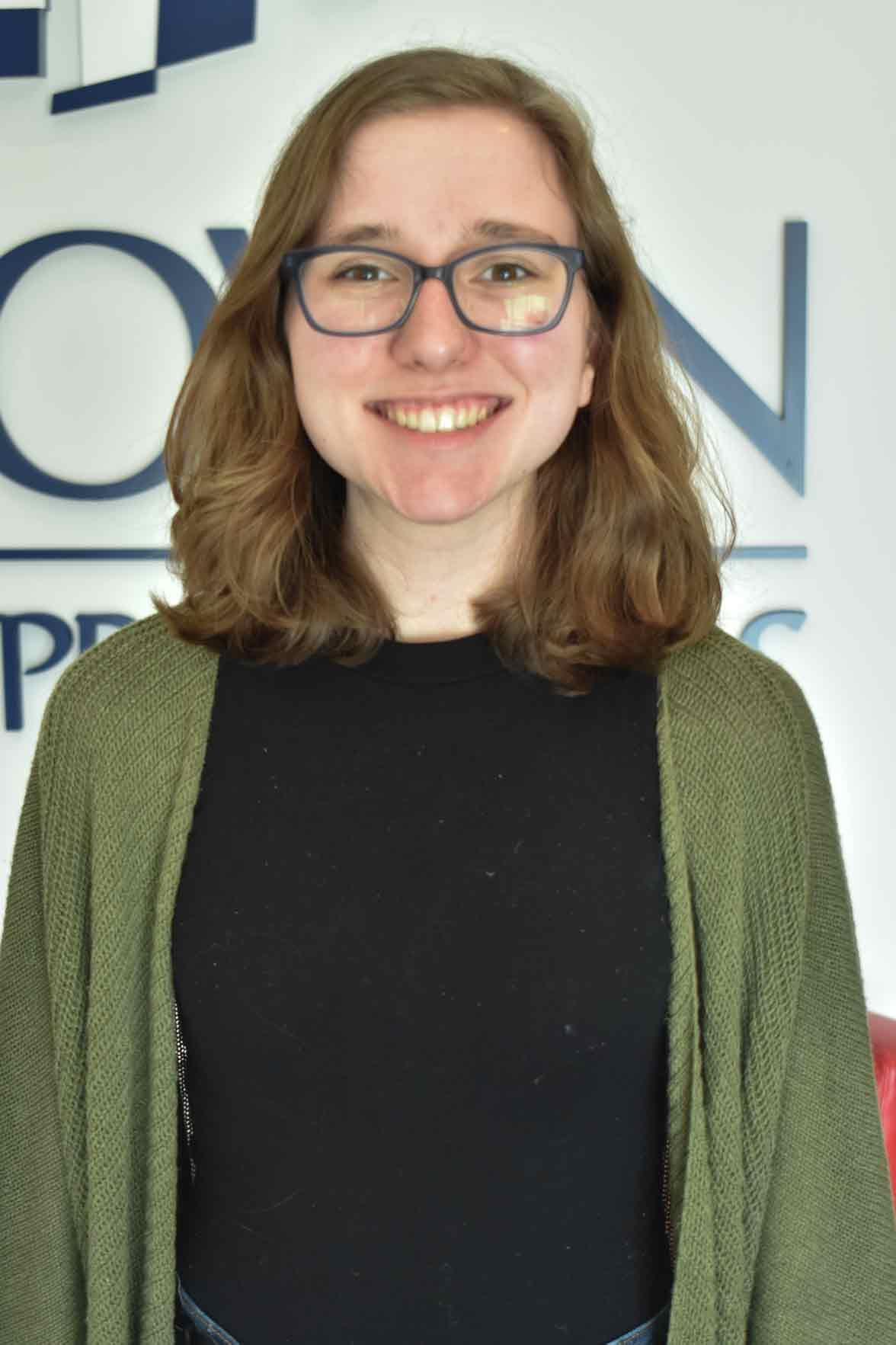 Headshot of Madison Stone.