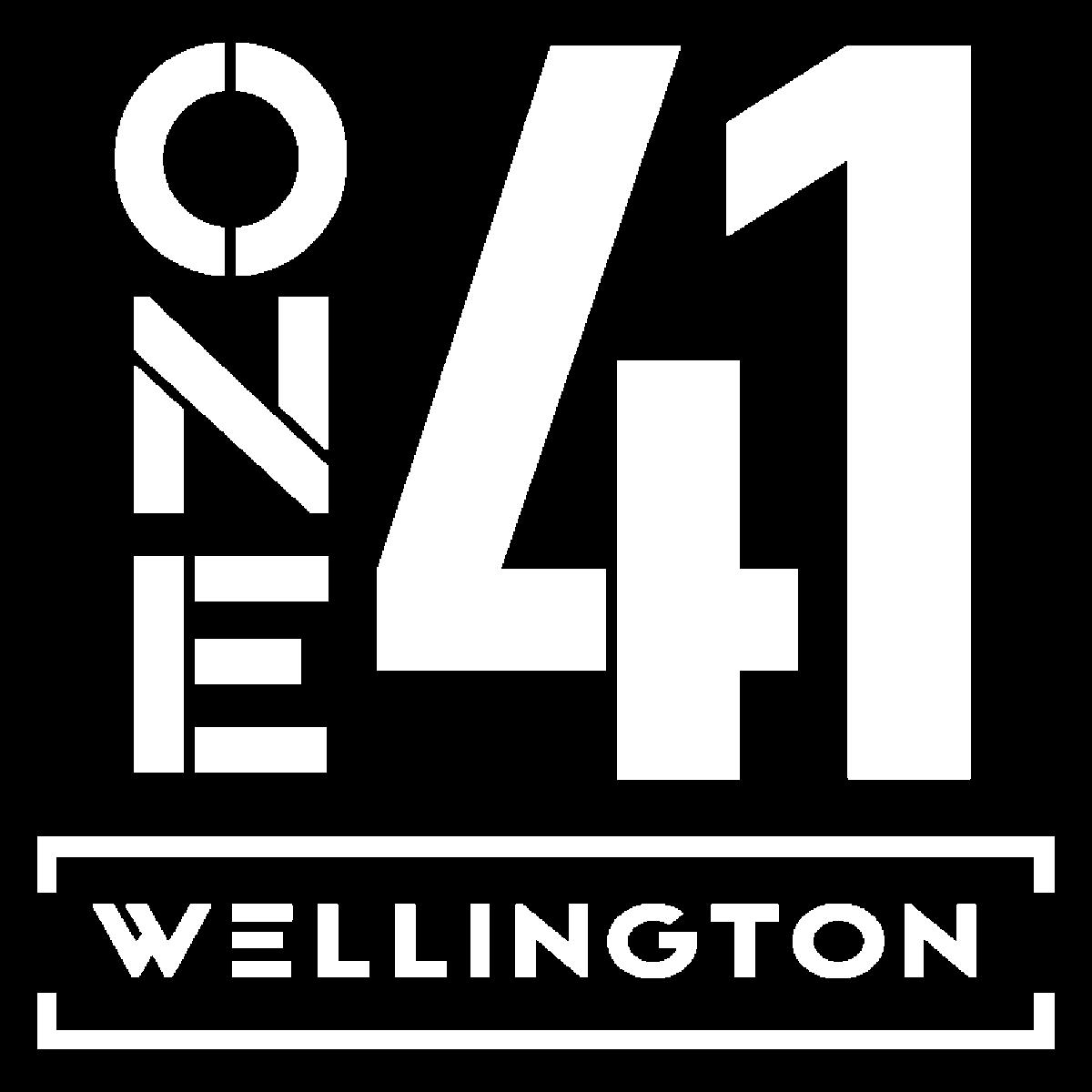 One41 Wellington Logo