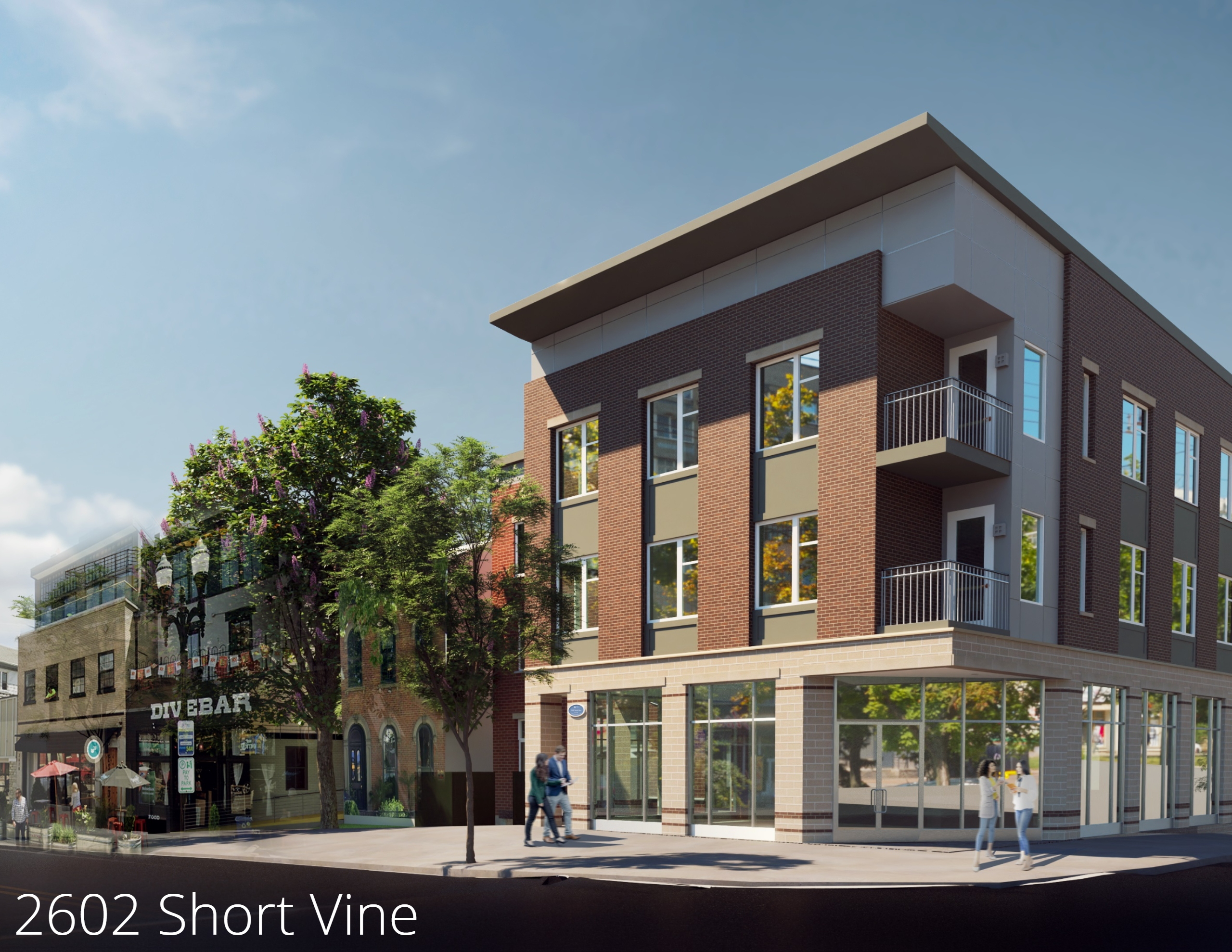 2602 Short Vine apartments