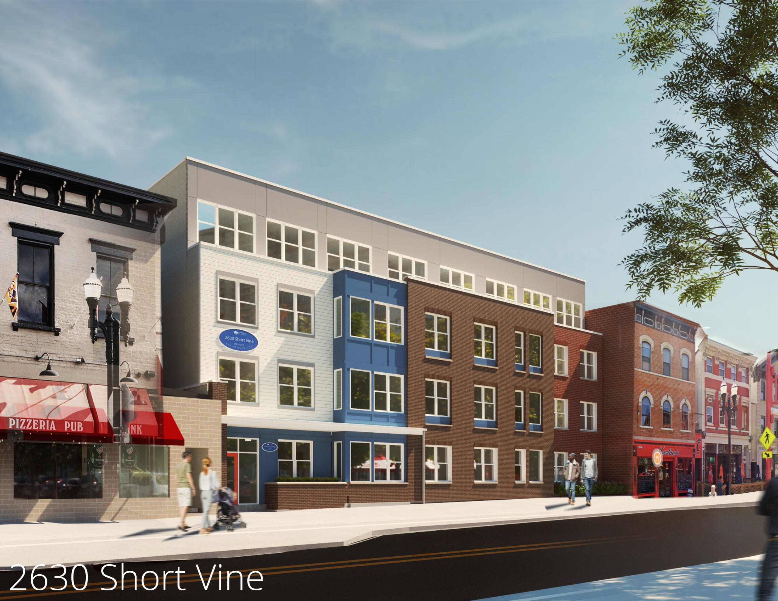 2630 Short Vine apartments