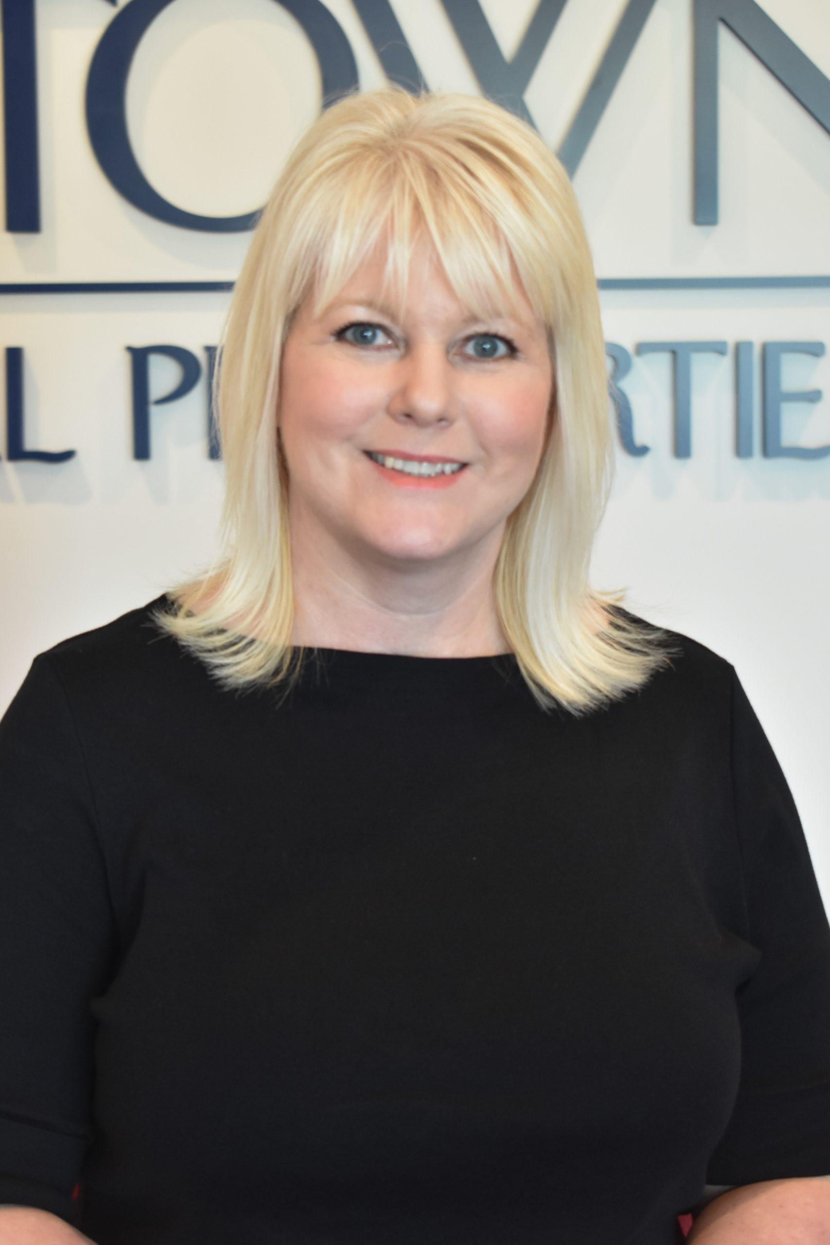 Headshot of Jennifer Roewer, Executive Assistant.